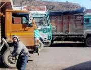 چکوٹھی: بھارتی ہٹ دھرمی کے باعث نو روز سے آزاد کشمیر میں پھنسے ہوئے ..