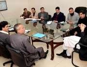 پشاور: خیبر پختونخواہ کے وزیر اعلیٰ پرویز خٹک میگا پراجیکٹ اور شہر ..