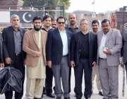 لاہور: صوبائی وزیر زاراعت ڈاکٹر فرخ جاوید کی بھارت کے سرکاری دورے سے ..