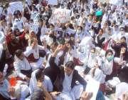 لاہور: مختلف سرکاری ہسپتالوں میں کنٹریکٹ اور ایڈہاک پر کام کرنیوالی ..