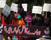اسلام آباد، خواتین کے عالمی دن کے موقع پر سماجی تنظیمیںعورتوںکے ..