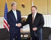ہیگ ، وزیراعظم نواز شریف تیسری نیوکلئیر سیکورٹی سمٹ سے قبل امریکی وزیر ..