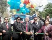 راولپنڈی: مہمان خصوصی آصف ظفر میڈیکل کالج میں سپورٹس ویک کا افتتاح ..