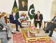 اسلام آباد، اقوام متحدہ کے خصوصی نمائندہ برائے تعلیم گورڈن برائون ..