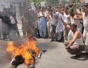 لاہور: صوبائی وزیر قانون رانا ثناء اللہ سے شیعہ علماء کونسل کا وفد ملاقات ..