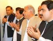 صوابی، وزیر مملکت برائے پانی و بجلی عابد شیر علی 132 کے وی گرڈسٹیشن ..