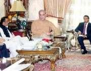لاہور: وزیر اعلیٰ پنجاب شہباز شریف ایل ڈی اے اتھارٹی کے اجلاس کی صدارت ..