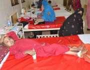 کوئٹہ: سول ہسپتال میں داخل تھیلسیمیا کے مرض میں مبتلا بچی امداد کی منتظر ..
