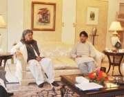 اسلام آباد، وزیر داخلہ چوہدری نثار علیخان حکومتی اور طالبان کمیٹیوں ..