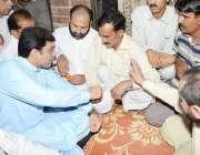 لاہور ، رکن قومی اسمبلی حمزہ شہباز شریف شاہدرہ میں گٹر میں گر کر جاںبحق ..