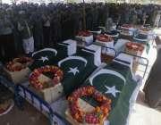 کراچی، جناحانٹرنیشنل ائیرپورٹ پر دہشتگردوں کے حملہ میں شہید ہونے ..