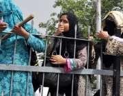 راولپنڈی، عوامی تحریک کے سربراہ طاہر القادری کے استقبال کیلئے آنیوالی ..