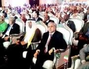 جدہ، وزیر خزانہ سینیٹر اسحاق ڈار اسلامک ڈویلپمنٹ بینک بورڈ آف گورنرز ..