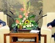 بیجنگ، وزیراعلی پنجاب شہباز شریف چینی وزیر خارجہ وانگ یی سے ملاقات ..