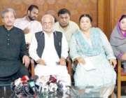 لاہور، تحریک انصاف پنجاب کے صدر اعجاز چوہدری ، ڈاکٹر یاسمین راشد، شفقت ..