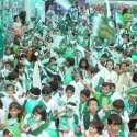 حیدر آباد: جشن آزادی کے سلسلے میں مدر مونٹیسری اسکول میں منعقدہ تقریب ..