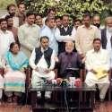 لاہور: چیئرمین تحریک انصاف کے سیاسی مشیر اعجاز احمد چوہدری دیگر کے ..