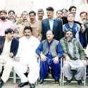 لاہور: صدر ایپکا یونٹ ڈی جی پی آر مشتاق علی چوہدری اور جنرل سیکرٹری ..
