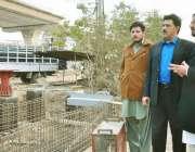 راولپنڈی، رکن صوبائی اسمبلی راجہ حنیف، سابق رکن قومی اسمبلی شکیل اعوان ..