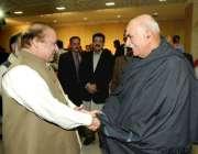 اسلامآباد، سپیکر قومی اسمبلی کی طرف سے دی گئی ناشتے کی دعوت میں وزیراعظم ..