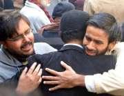 راولپنڈی، امام بارگاہ کے باہر بم دھماکے میں جاں بحق ہونے والے افراد ..