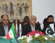 کوئٹہ، وزیراعلی بلوچستان ڈاکٹر عبدالمالک بلوچ پریس کانفرنس سے خطاب ..