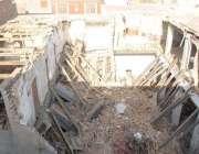 فیصل آباد، اکبر آباد میں فیکٹری میں بوائلر پھٹنے سے ہونے والی تباہی ..