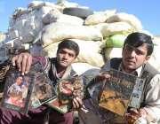 کوئٹہ، منشیات کے عالمی دن کے موقع پر کسٹم حکام کی جانب سے منشیات نذر ..