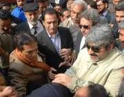 لاہور، سپیکر قومی اسمبلی سردار ایاز صادق این اے 122 دھاندلی کیس میں اپنا ..