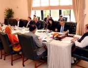 اسلام آباد، وزیراعظم نواز شریف حکومتی منصوبہ جات کی تکمیل سے متعلق ..