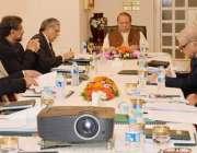 اسلامآباد، وزیراعظم نواز شریف توانائی پر کابینہ کمیٹی کے اجلاس کی ..