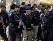 پشاور، آئی جی خیبرپختونخوا ناصر خان دُرانی امامیہ مسجد پر دہشتگردوں ..