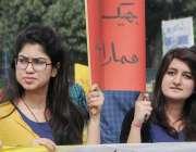 لاہور، ینگ ڈاکٹرز ایسوسی ایشن کے زیر اہتمام ڈاکٹرز اپنے مطالبات کے ..