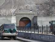 گلگت، ڈسٹرکٹ جیل گلگت جہاں سے 4 ملزمان بھاگنے میں کامیاب ہو گئے۔