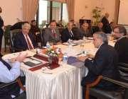 اسلام آباد، وزیراعظم نواز شریف توانائی بحران پر کابینہ کمیٹی کےا جلاس ..