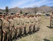 ایبٹ آباد، آرمی چیف جنرل راحیل شری پاکستان ملٹری اکیڈمی کاکول کے دورہ ..