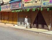 حیدر آباد، متحدہ قومی موومنٹ کے مرکز نائن زیرو پر رینجرز چھاپے کے بعد ..