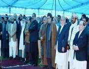 کابل :افغانستان کے چیف ایگزیکٹو عبداللہ عبداللہ پاکستان کے قومی دن ..