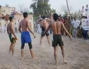 فیصل آباد: اقبال ٹاؤن میں پاکستان مسلم لیگ (ن) کلچر ونگ کے زیر اہتمام ..