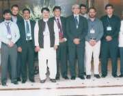 لاہور: دو روزہ سیکرٹری جنرل کانفرنس کے موقع پر لاہور چیمبر کے سیکٹری ..
