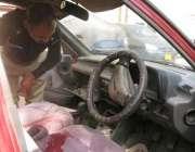 کراچی: شہید ملت روڈ کالج کی وائس پرنسپل کی گاڑی پر فائرنگ کے بعد پولیس ..