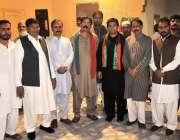 راولپنڈی:پی ٹی آئی کینٹ وارڈ 6کے امیدوار طاہر عباس راجہ کا، کارنر میٹنگ ..