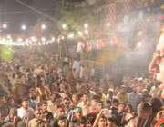 لاہور: تحریک انصاف لاہور کے صدر عبدالعلیم خان کینٹ وارڈ 1سے محمد علی ..
