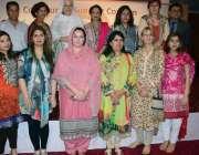 لاہور: کمیونٹی کنسرن کی سلور جوبلی کی تقریب کے موقع پر صوبائی وزیر بیگم ..