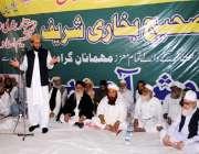 راولپنڈی: وفاقی وزیر برائے مذہبی امور سردار یوسف دارلعلوم تعلیم القرآن ..