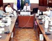 لاہور: کشمنر لاہور ڈویژن عبد اللہ خان سنبل لاہور منصوبہ بندی و رابطہ ..