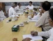 صوابی: صوبائی وزیر صحت شہرام خان ترکئی باچا خان میڈیکل کمپلیکس اور ..