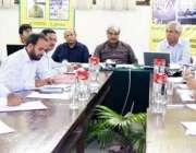 لاہور: وزیر اعلیٰ پنجاب کے مشیر صحت خواجہ سلمان رفیق پنجاب ڈرگ پالیسی ..