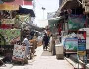 اسلام آباد: آبپارہ چوک میں ناجائز تجاوزات سی ڈی اے کا منہ چڑا رہے ہیں۔
