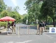 لاہور: زمبابوے کرکٹ ٹیم کی پاکستان کے خلاف دوسرا ون ڈے انٹرنیشنل میچ ..